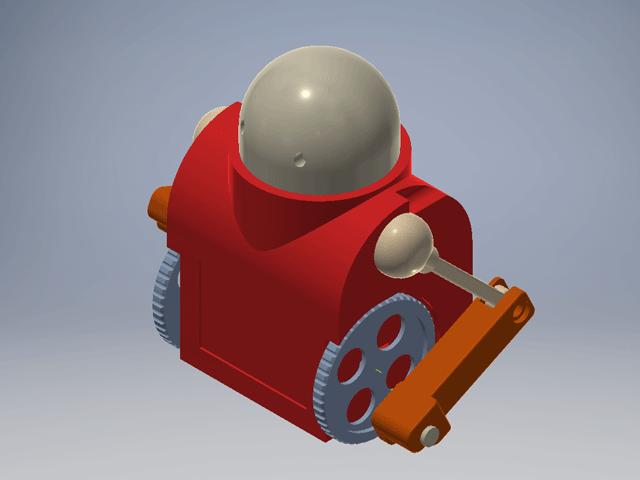 3Dデーター製作例